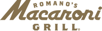 Romano's Macaroni Grill Logo | Links to Homepage